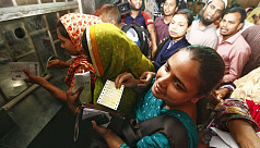Advance Eid train ticket sale begins...