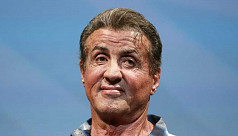 Stallone says he never expected to make it in films