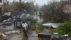 Cyclone Fani kills at least 12 in India...