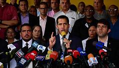 Venezuela's Guaido makes new bid to...