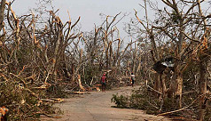 India cyclone kills at least 33, hundreds...