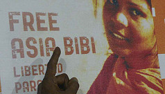 Asia Bibi, Christian woman in blasphemy...