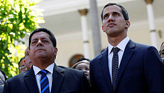 Deputy of Venezuela's Guaido arrested...