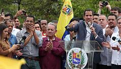 Venezuela's Guaido seeks US Pentagon...