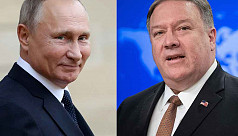Pompeo heads to Russia as US diplomacy...