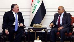 Iraq caught up in US-Iran tension
