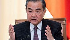 China's top diplomat calls for US restraint...
