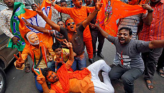 Indian PM Modi sweeps to 'massive' election...