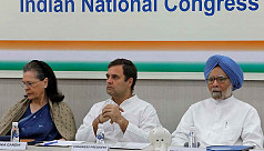 India's battered Congress party closes...