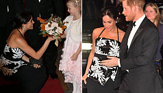 Prince Harry: Meghan Markle gives birth...