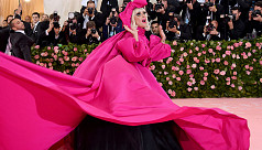 Lady Gaga takes on 'Camp' at Met Gala in gowns, underwear