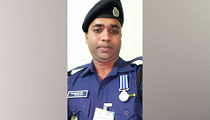 BPM awarded Constable Parvez loses leg in road accident