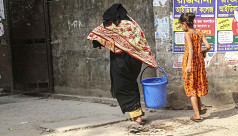 Rampura dwellers without water for 20...