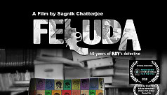 'Feluda: 50 years of Ray's detective'...