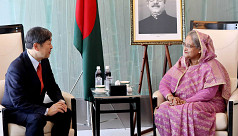 Bangladesh PM seeks assistance for more Japanese investment