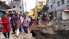 Kalshi-Baunia bypass drain near...