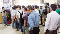 Banks face cash withdrawal pressure...