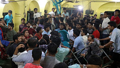 DU erupts in protest as Chhatra League...