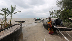 In pictures: Cyclone Fani passes through Bangladesh