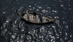 In pictures: Black tides of...