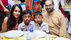 Dhaka Tribune editor, wife provide 4 children access to JAAGO education
