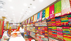 Jamdani lures Eid shoppers, despite...