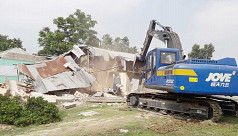 Around 3,000 grabbers involved in encroaching...