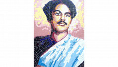 Kazi Nazrul Islam's birthday on Saturday