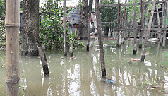 20 Patuakhali villages flooded by Cyclone...