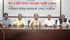 'Government has to take risk in agro...