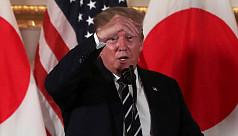 Trump: Not disturbed that North Korea...