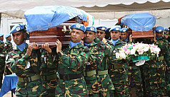 'Honour Bangladeshi peacekeepers, name...