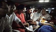 Suspended female Chhatra League member...