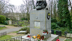 The immortality of Karl Marx