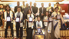 SOS Bangladesh awards 20 youths for contribution to society