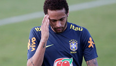 Neymar to miss Brazil's WC...