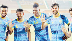 Abahani coach Lemos, Sunday express...