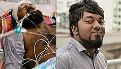 Singer found injured at Dhaka cemetery,...