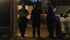 Shooter kills four in Australian city...