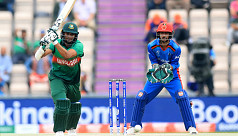 All-round Shakib floors Afghans