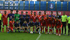 Bangladesh end Thailand tour with win
