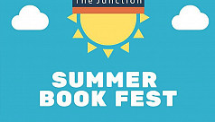 Summer book fest in town