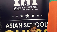 Khusbu wins Asian U-7 School Chess