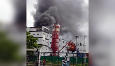 Fire at factory in Comilla, shop in...