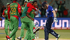When Bangladesh meet England in the...