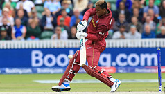 Hetmyer shines in crucial moment