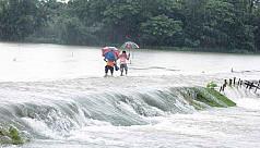 Sunamganj flash floods: Fisheries worth...