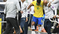 Neymar ruled out of Copa America after...