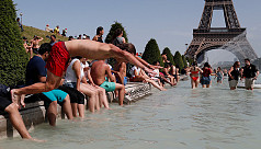 Paris braces for record heat as Europe...
