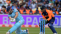 England end India's unbeaten run